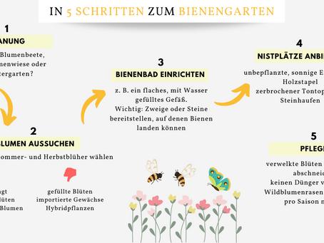 Anlegen eines Bienen-Gartens