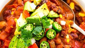 How to make home-made Vegetarian Chili
