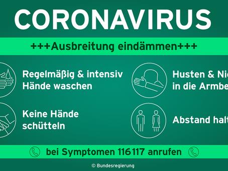Corona: Niedersachsen schränkt öffentliches Leben ein