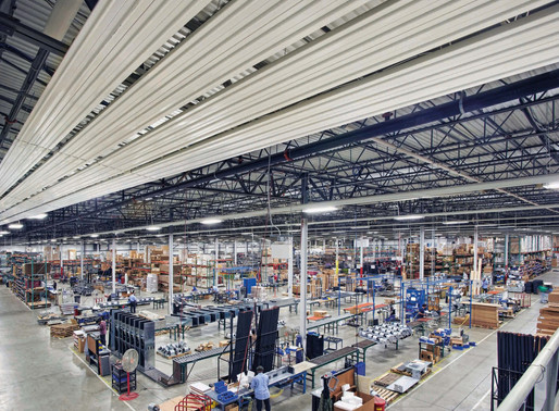 The Logical Choice for Logistics Centres