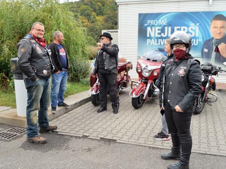 Praha - Genlemans Ride  27.9.2020