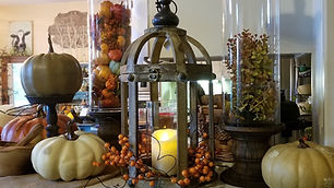 Five Focal Areas to Decorate For Fall