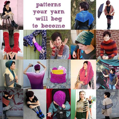 Knitting Patterns by Talitha Kuomi