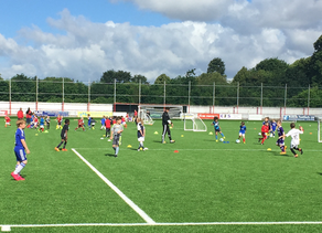 Feb Half-term soccer camp is open for bookings