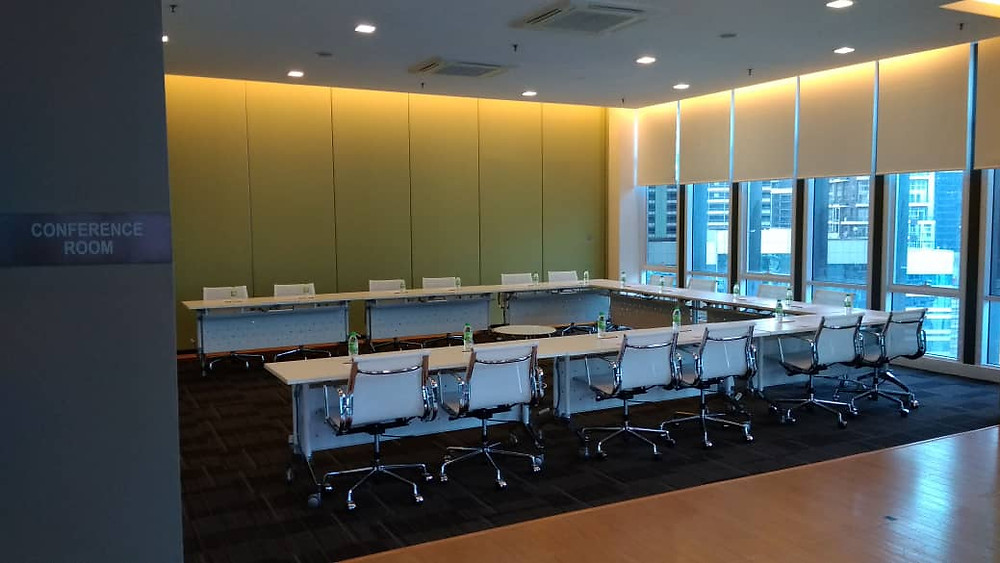 Vida Bukit Ceylon, Conference Room