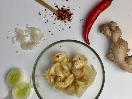 Enkel och snabb kimchi