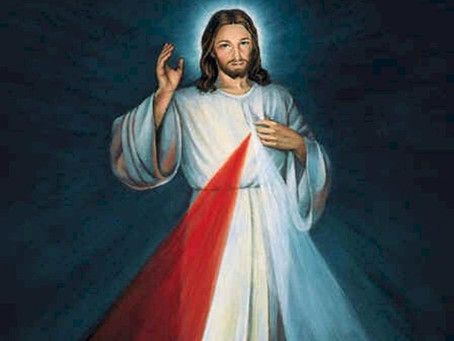 Poetic meditation on Divine Mercy