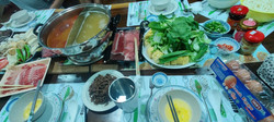 W0W® Starchless Noodles in Hotpot
