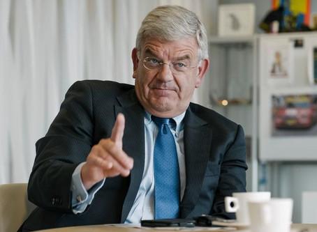 Jan van Zanen bij Buitenhof