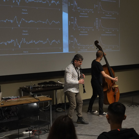 Brain Songs, a unique Jazz concert where we learned about Music Cognition