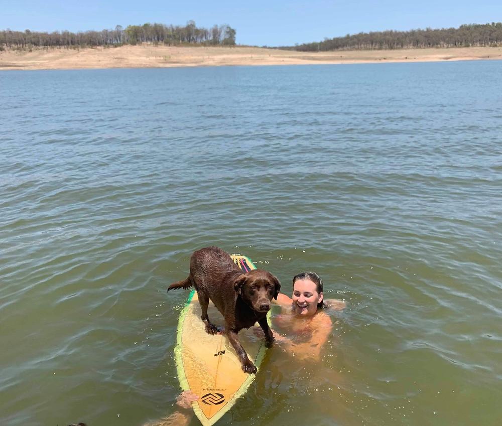 lake boondooma recreation
