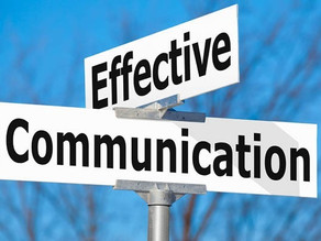 SAY IT OUT LOUD: The Importance of Healthy Emotional Communication