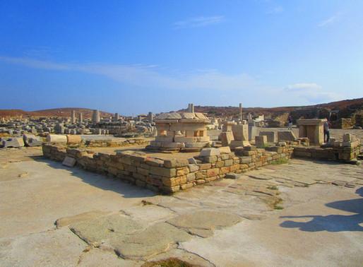 Archaeological Site of Delos | Mykonos