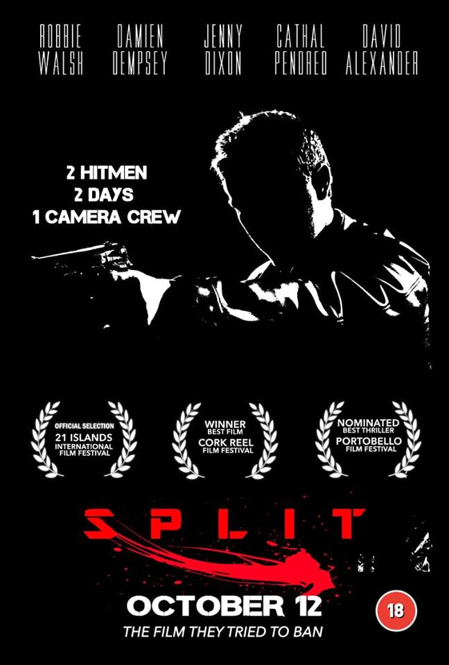 S.P.L.I.T indie movie poster