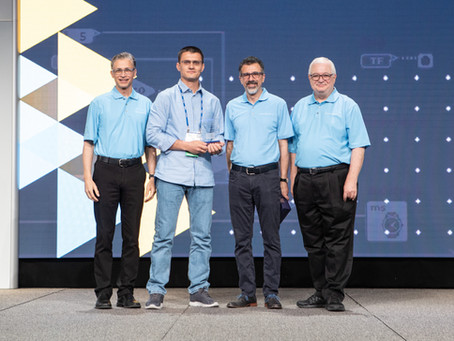 Winner at NIWeek 2018