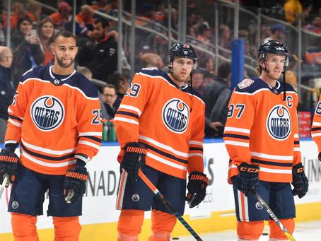 Edmonton Oilers in (neuspešno) iskanje formule za uspeh