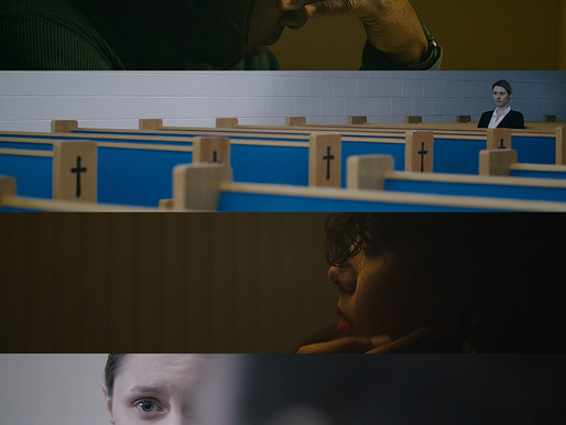 PREVIEW: 'Re-Rehab' (2019), a short thriller film by Xylograph Films.
