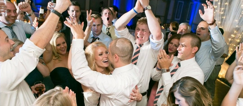 How to Get Your Wedding Guests on the Dance Floor