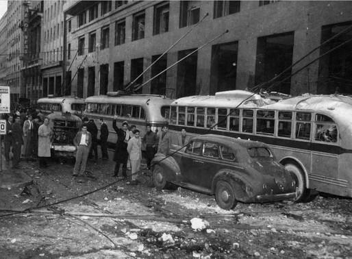 La masacre del 16 de junio de 1955. Del silenciamiento al consenso democrático.