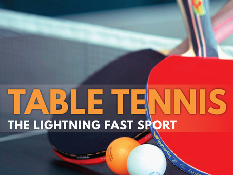Table Tennis: The Lightning-Fast Sport