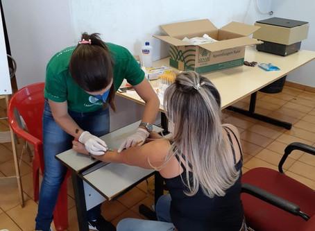 SENAR GOIÁS ESTÁ REALIZANDO TESTAGEM DE COVID-19 EM INSTRUTORES E TÉCNICOS