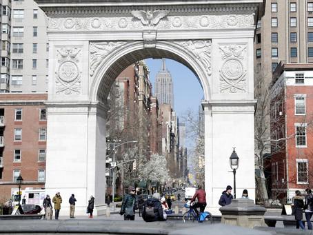 New York's parks become a battleground in fight to halt coronavirus spread