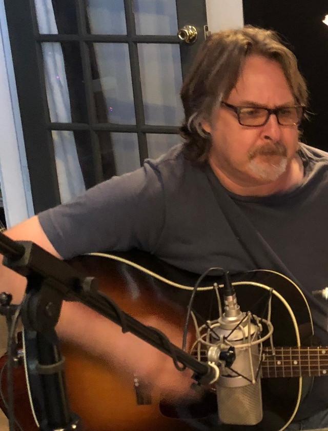 Mike Waldron guitar