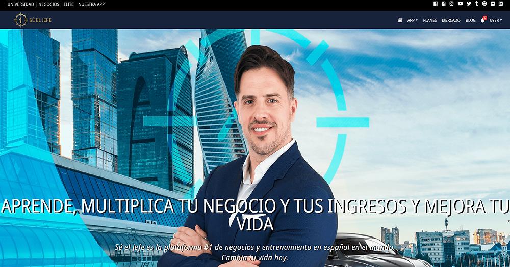 se el jefe, negocios, dinero, emprender, empresa, empresario, hectorrc.com