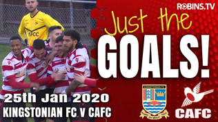 Just the Goals - Kingstonian