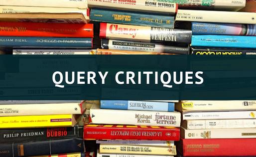 Query Critique #1