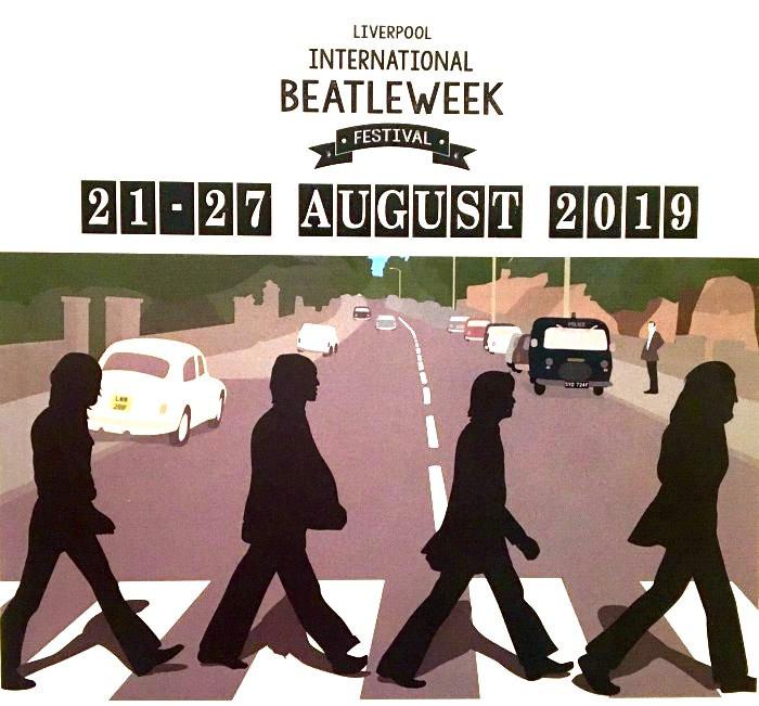 Фестиваля Битлз 2019   Ливерпуль   Rock auto Club
