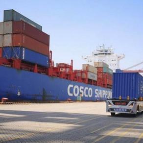 Digitalización 5G: Prueba exitosa de la tecnología en el puerto de Xiamen