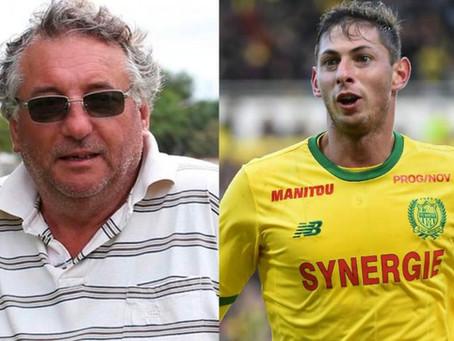 Después de tres meses, muere el padre del futbolista fallecido Emiliano Salas