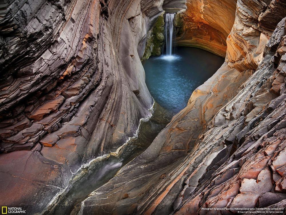 Le Parc Karijini en Australie