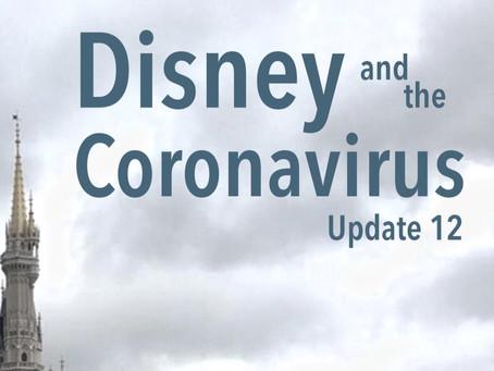 DHI Podcast: Disney and the Coronavirus - Update 12
