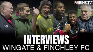 Interviews - Wingate & Finchley