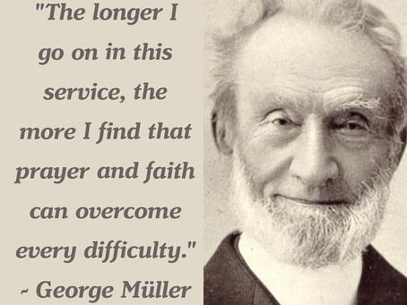 The Faith of George Muller