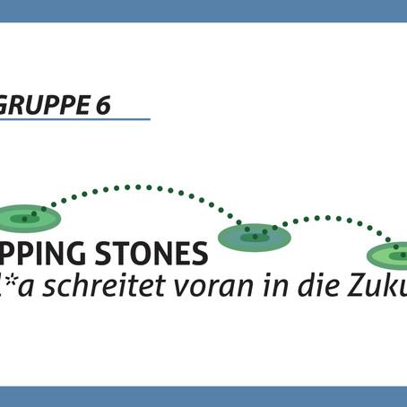 Stepping Stones - Karl*a schreitet in eine coole Zukunft