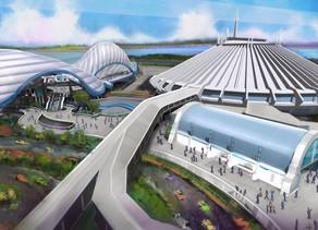 New Tron Attraction Coming to Magic Kingdom Park at Walt Disney World Resort