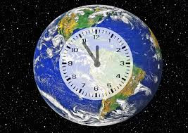 THE CLIMATE CLOCK: How to make it stop ticking?