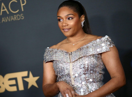 """""""Women Should stop having sex until systemic racism ends"""" - Tiffany Haddish"""