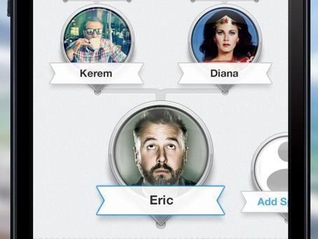 Mobile app idea #50: Family Social Network