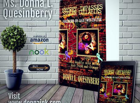 Stolen Lullabies and Secret Impasses, Donna L. Quesinberry