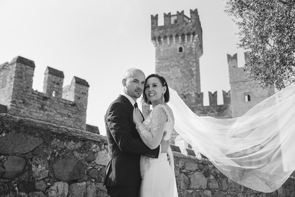 WEDDING DAY IN SIRMIONE