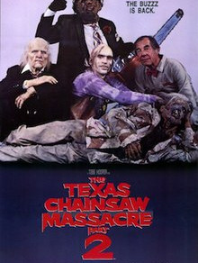 Classic Movie Review #7 - The Texas Chainsaw Massacre 2 - 1986