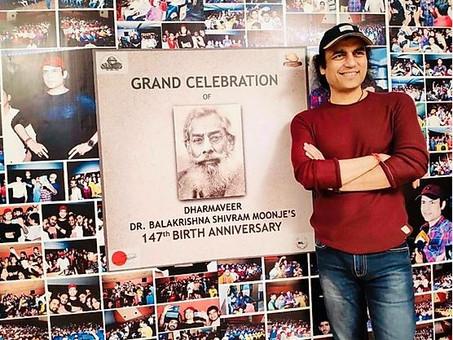 Megastar Aazaad announces Jayatu Sanskritam and Uttishtha Yuddhaswa Bharat