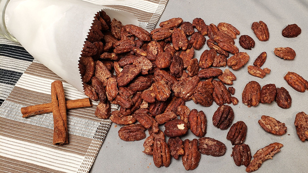 Keto Candied Nut Recipe