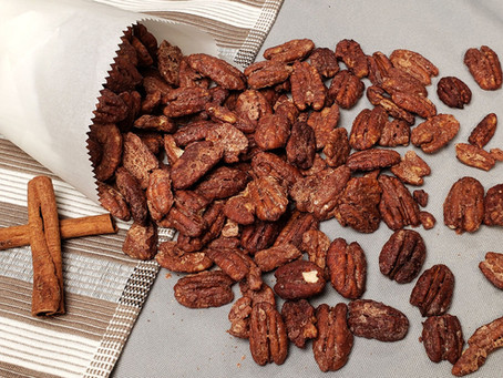 Keto Candied Nuts Recipe