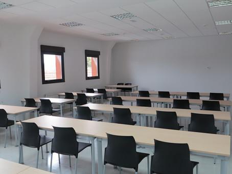 Distribución del aula