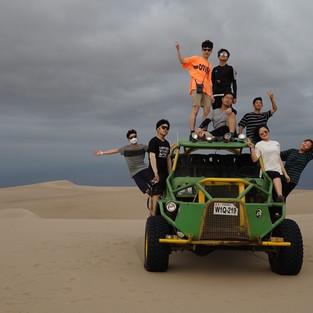 7인7색 남미 여행 사진
